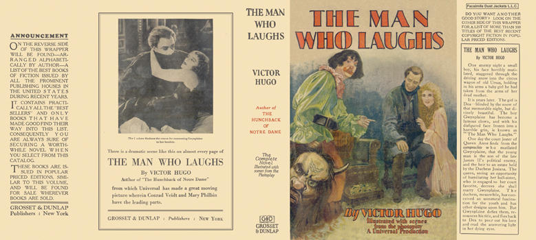 Man Who Laughs, The. Victor Hugo