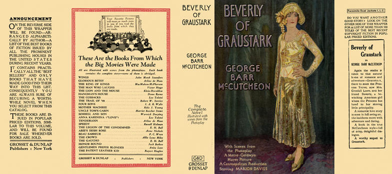 Beverly of Graustark. George Barr McCutcheon