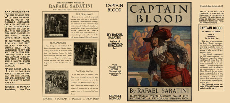 Captain Blood. Rafael Sabatini