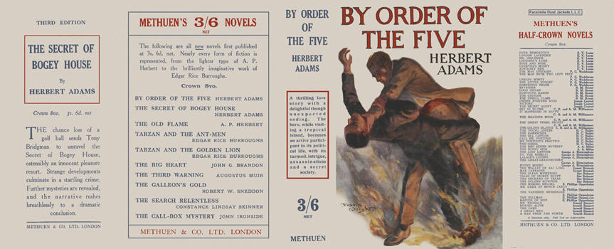 By Order of the Five. Herbert Adams