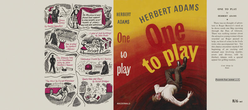 One to Play. Herbert Adams