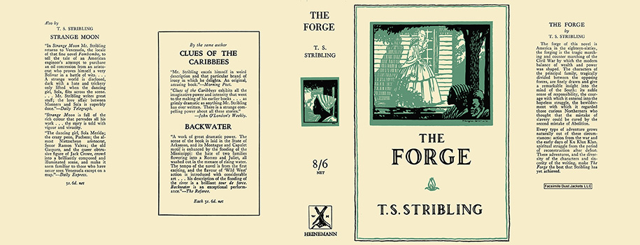Forge, The. T. S. Stribling.