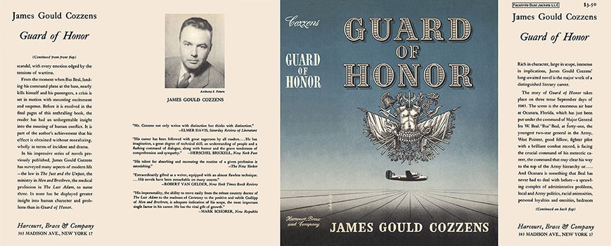 Guard of Honor. James Gould Cozzens