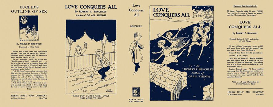 Love Conquers All. Robert Benchley, Gluyas Williams.