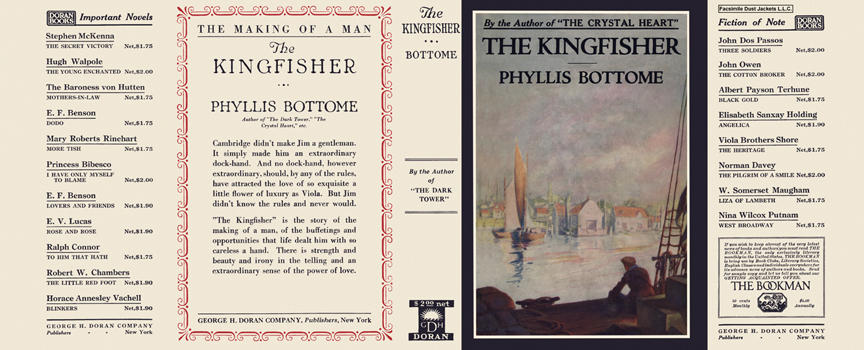 Kingfisher, The. Phyllis Bottome