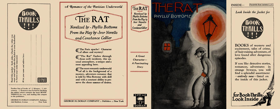 Rat, The. Phyllis Bottome.