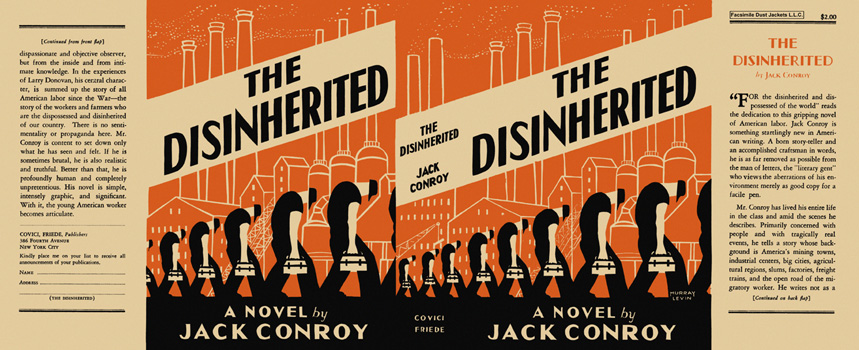 Disinherited, The. Jack Conroy.