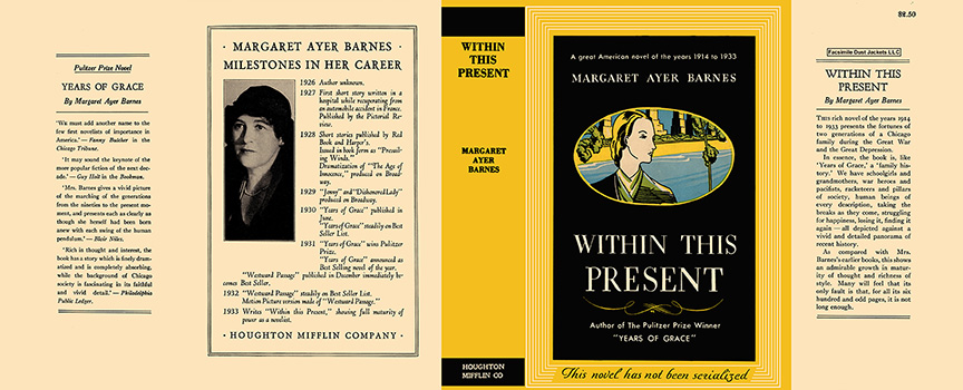 Within this Present. Margaret Ayer Barnes.