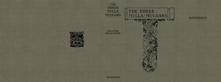 Three Mulla-Mulgars, The. Walter de la Mare