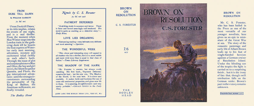 Brown on Resolution. C. S. Forester