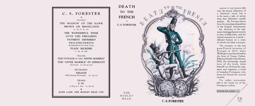 Death to the French. C. S. Forester