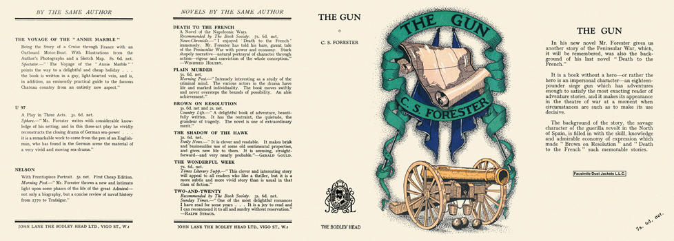 Gun, The. C. S. Forester
