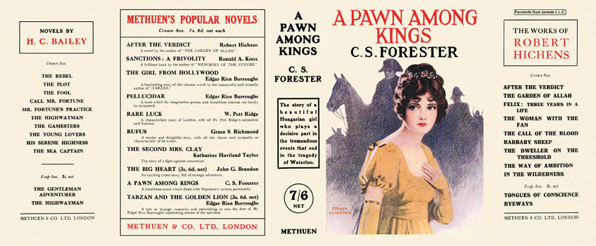 Pawn Among Kings, A. C. S. Forester