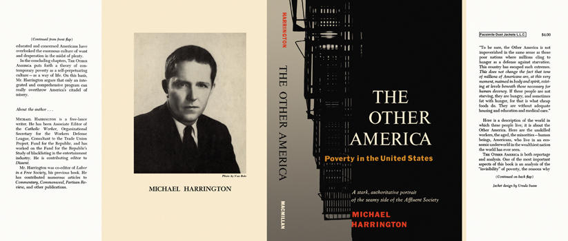 Other America, The. Michael Harrington.