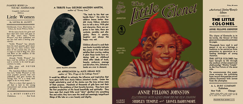 Little Colonel, The. Annie Fellows Johnston