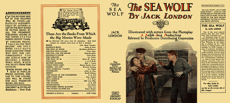 Sea Wolf, The. Jack London