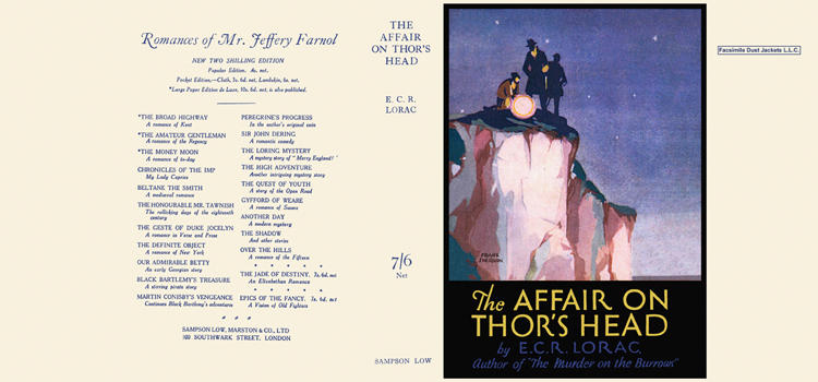 Affair on Thor's Head, The. E. C. R. Lorac
