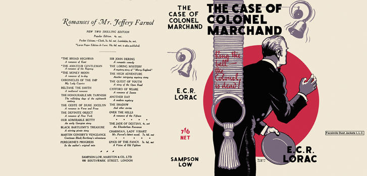 Case of Colonel Marchand, The. E. C. R. Lorac