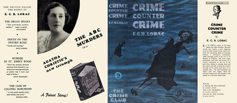 Crime Counter Crime. E. C. R. Lorac