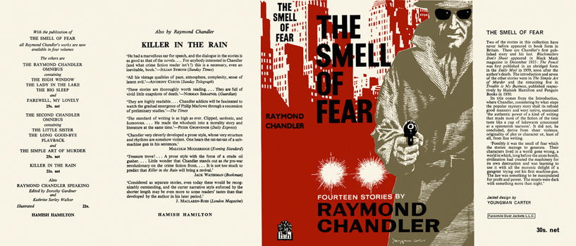 Smell of Fear, The. Raymond Chandler