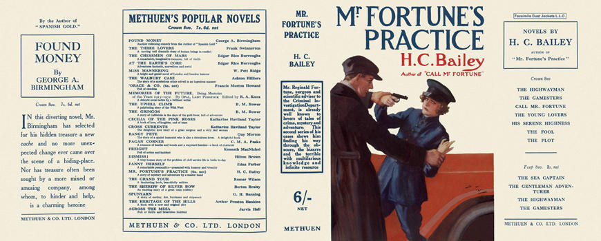 Mr. Fortune's Practice. H. C. Bailey