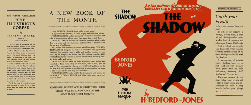 Shadow, The. H. Bedford-Jones