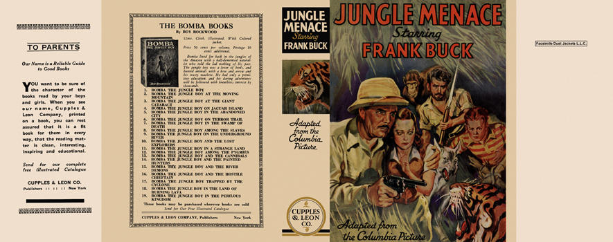 Jungle Menace. Charles Lawton