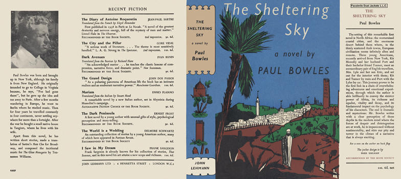 Sheltering Sky, The. Paul Bowles