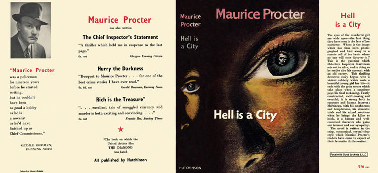 Hell Is a City. Maurice Procter.