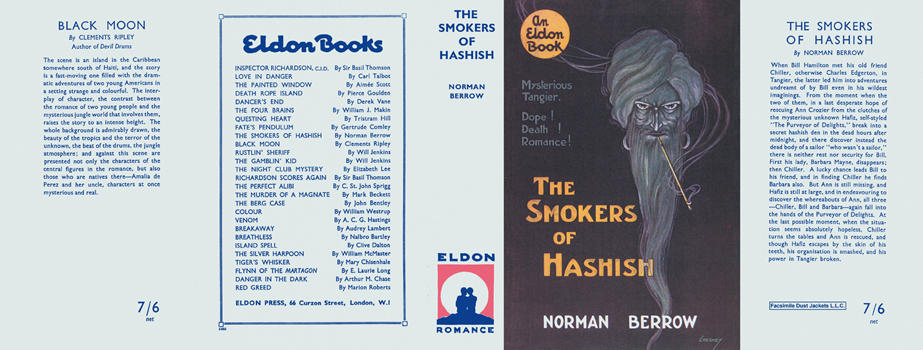 Smokers of Hashish, The. Norman Berrow