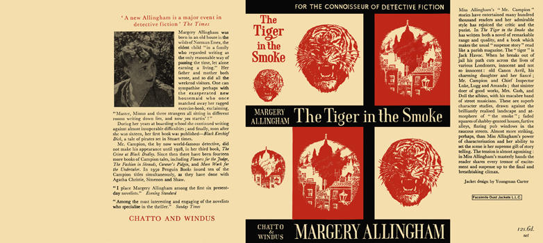 Tiger in the Smoke, The. Margery Allingham.