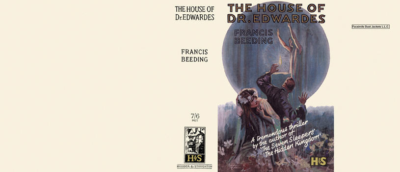 House of Dr. Edwardes, The. Francis Beeding
