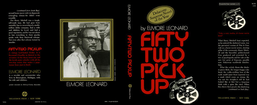 Fifty Two Pick Up. Elmore Leonard