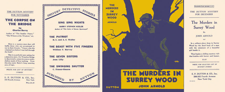 Murders in Surrey Wood, The. John Arnold.