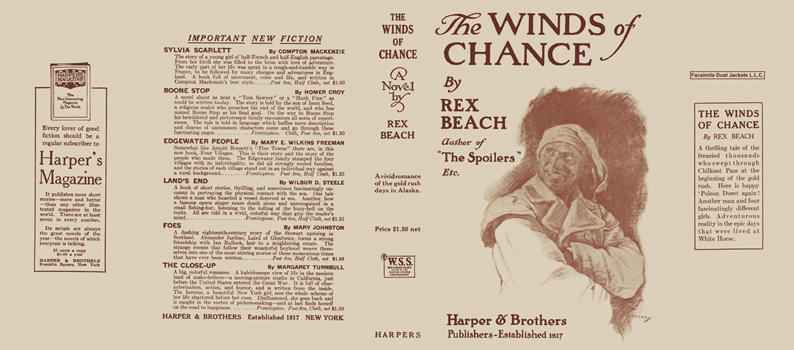 Winds of Chance, The. Rex Beach.