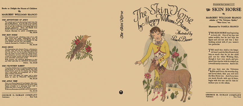 Skin Horse, The. Margery Williams Bianco