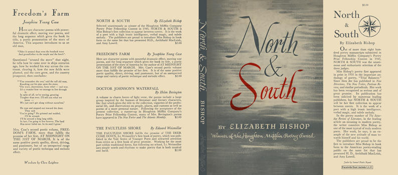 North & South. Elizabeth Bishop