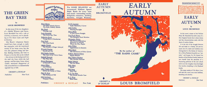 Early Autumn. Louis Bromfield