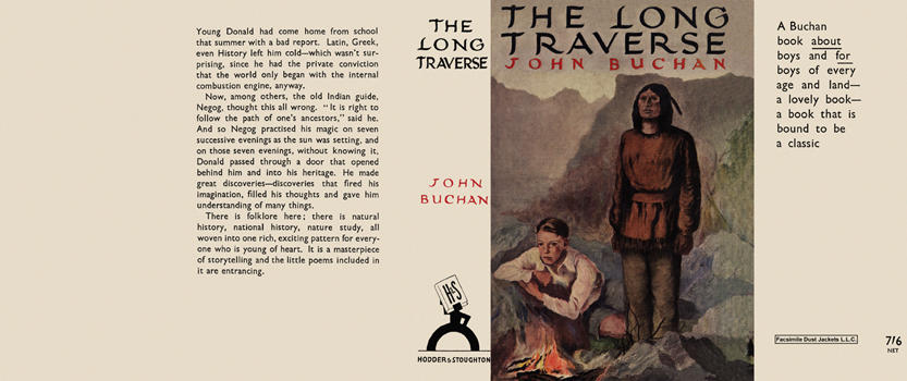 Long Traverse, The. John Buchan.