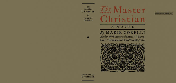 Master Christian, The. Marie Corelli.