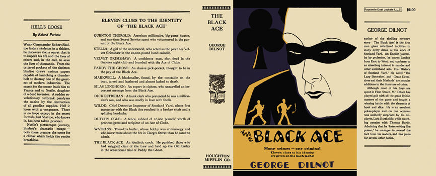Black Ace, The. George Dilnot.
