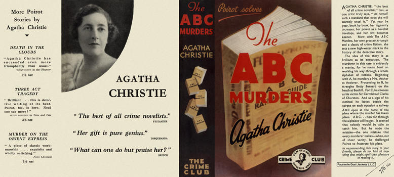 ABC Murders, The. Agatha Christie