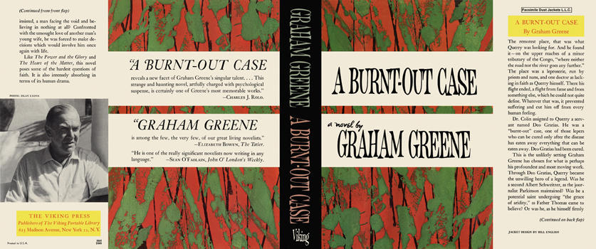 Burnt-Out Case, A. Graham Greene
