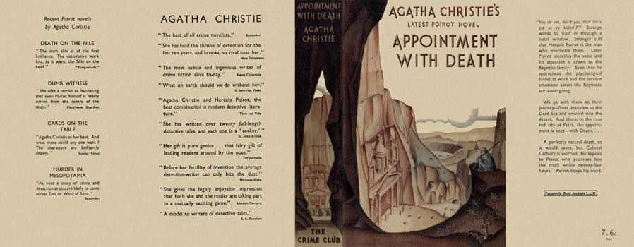 Appointment with Death. Agatha Christie