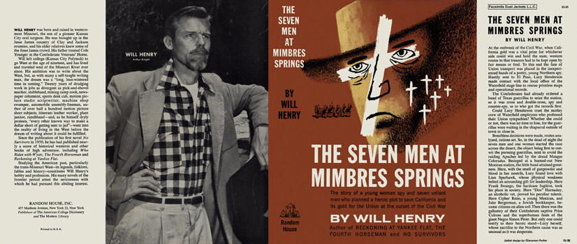 Seven Men at Mimbres Springs, The. Will Henry