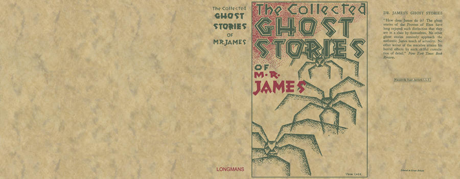 Collected Ghost Stories, The. M. R. James.