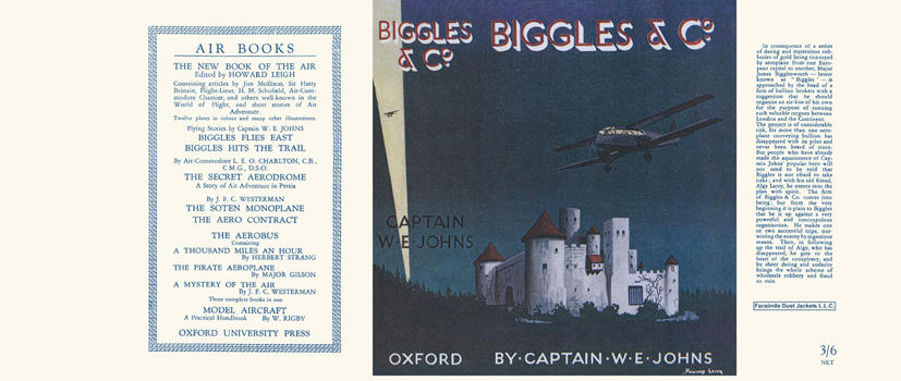Biggles and Co. Captain W. E. Johns