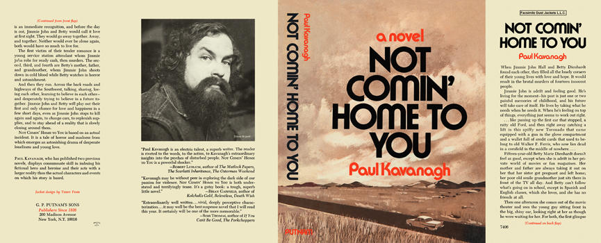 Not Comin' Home to You. Paul Kavanagh.