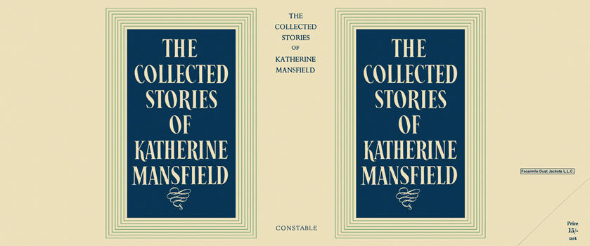 Collected Stories of Katherine Mansfield, The. Katherine Mansfield