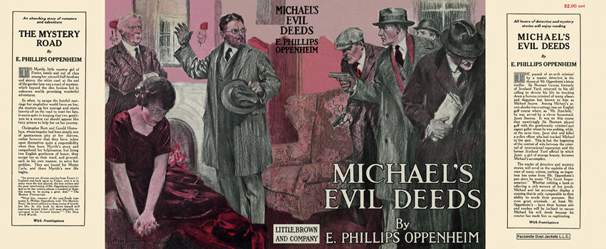 Michael's Evil Deeds. E. Phillips Oppenheim.